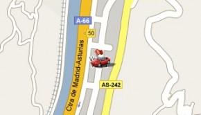 ¿Dónde estará el coche?