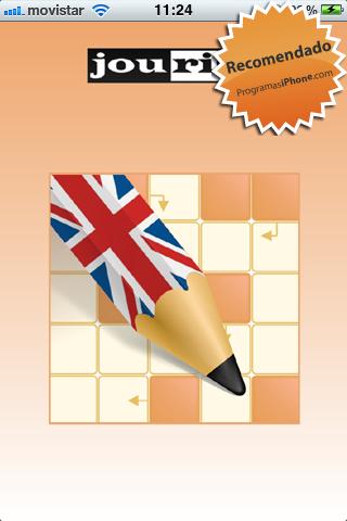 Aprende inglés con crucigramas